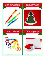 Étiquettes rangement-Bricolage Noël-1