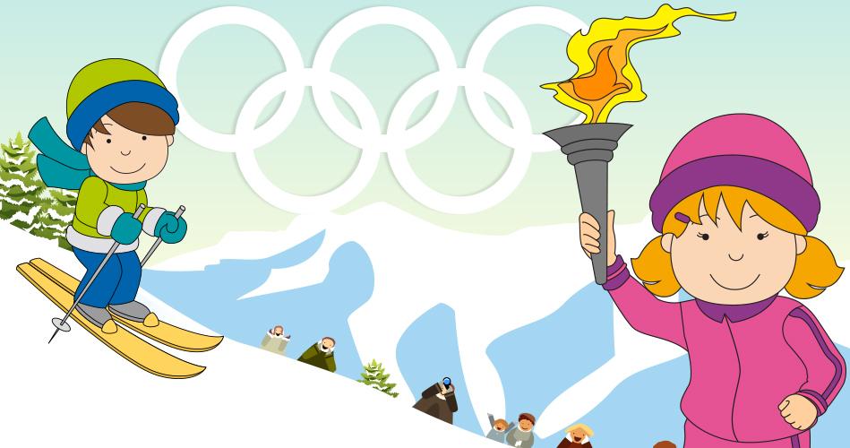 Les Olympiades Dhiver Activités Pour Enfants Educatout
