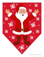 Fanions-Noël-Les décorations-1