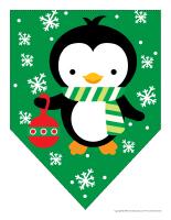 Fanions-Noël-Les décorations-2