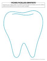 Fiche ficelles de cire-Dentiste