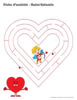 Fiches d'activité Cahier de la Saint-Valentin-2017
