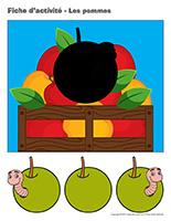 Fiches d'activité-Les pommes-2