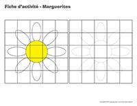 Fiches d'activité-Marguerites