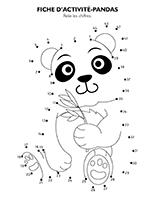 Fiches d'activité-Pandas
