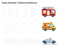 Fiches d'activité-Policiers-Policières