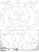 Fiches-éduca-nouilles - Halloween