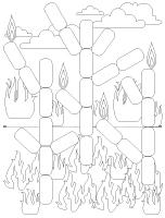 Fiches-éduca-nouilles - Le feu