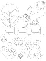 Fiches-éduca-nouilles - Les abeilles