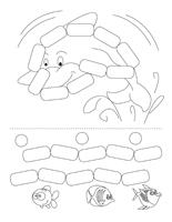 Fiches éduca-nouilles-Les animaux marins