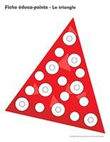Fiches éduca-points-Le triangle
