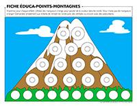 Fiches éduca-points-Montagnes