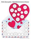 Fiches éduca-points-Saint-Valentin-Lettres d'amour
