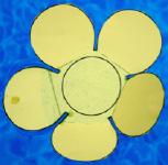 Fleurs en papier magique-7