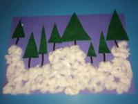 Forêt de triangles-5