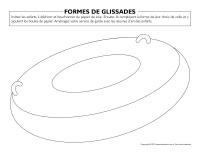 Formes de glissades