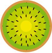 Fruits exotiques à enfiler