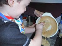 Gâteau à l'érable-4