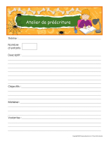 Grille de planification-Ateliers Halloween-2