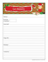 Grille de planification-Noël-Ateliers créatifs