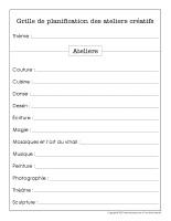 Grille de planification-Saint-Valentin-Ateliers créatifs-1