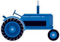 Guirlande-L'agriculture
