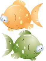 Guirlande de poissons