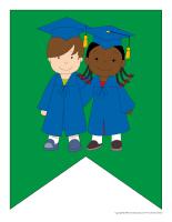 Guirlande fanions-Graduation-1