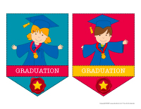 Guirlande fanions-Graduation 2021-1