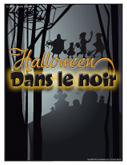 Halloween - Dans le noir