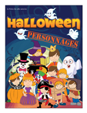 Halloween -  Personnages