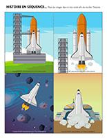 Histoire en séquence-Espace