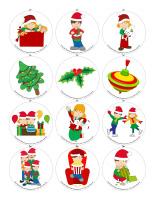 Histoire et mémoire-Noël-Jeux libres