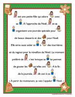 Histoire imagee-Noel-La cuisine