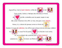 Histoire imagée-Saint-Valentin-1