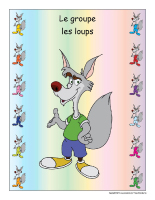 Identification groupe-Les loups