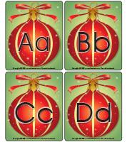 Image-Affiche-alphabet de Noël
