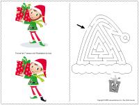 Image-Cahier d'activité de Noël