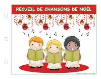 Image-Recueil de chansons de Noël