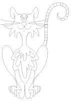 Images à colorier - L'animalerie