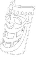 Images à colorier-L'Océanie