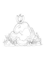 Images à colorier-Les roches et minéraux