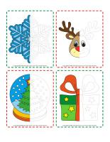 Images à compléter-Noël-2