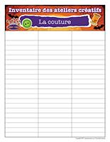 Inventaire-Halloween-Ateliers créatifs–La couture