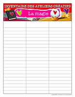 Inventaire-Saint-Valentin-Ateliers créatifs–La magie