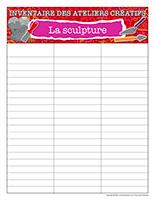Inventaire-Saint-Valentin-Ateliers créatifs–La sculpture