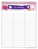 Inventaire-Saint-Valentin-Ateliers créatifs–Le dessin