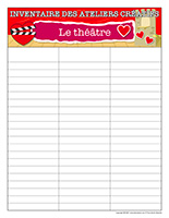 Inventaire-Saint-Valentin-Ateliers créatifs–Le théâtre