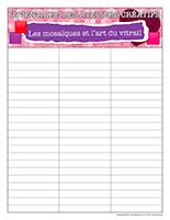 Inventaire-Saint-Valentin-Ateliers créatifs-Les mosaïques et l'art du vitrail