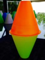 Inventer des jeux avec des cones miniatures-3